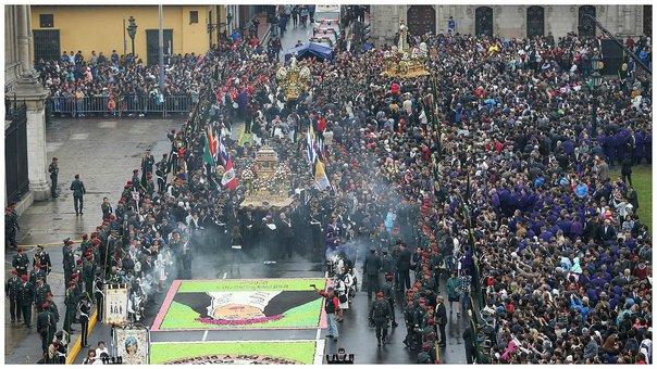 Peru: IV Centenário da morte de Santa Rosa de Lima terá enviado do Papa