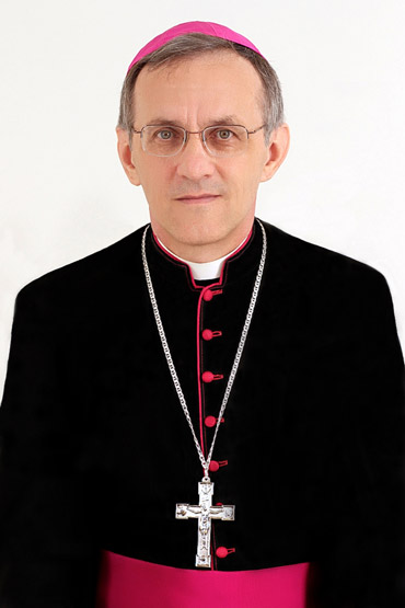 Novo Bispo para Diocese de Joinville
