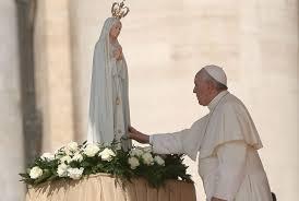 Papa institui a Memória de Maria