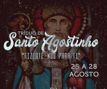 Tríduo de Santo Agostinho