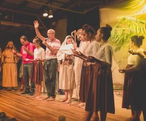 Espetáculo de Natal - Joinville/SC