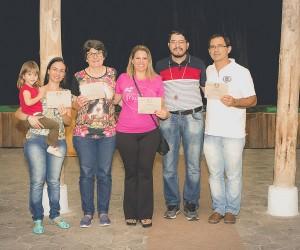 Conclusão Curso Toma e Lê - Joinville/SC