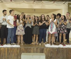 Missa de Apresentação dos Novos Membros - Joinville/SC
