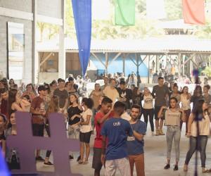 1º dia - 28º Queremos Deus - Joinville/SC