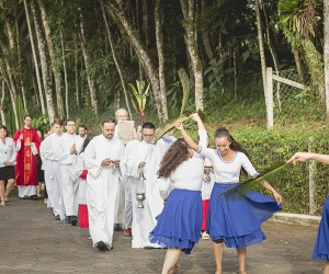 Domingo de Ramos - Joinville/SC