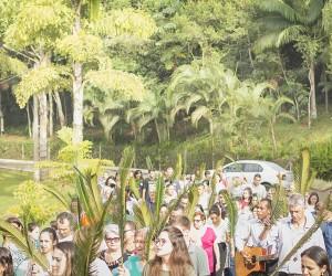 Domingo de Ramos - Joinville/SC