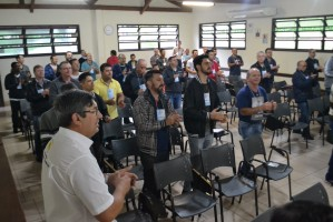 Retiro para Homens - Joinville/SC